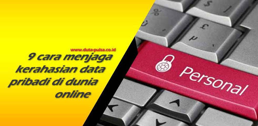 data pribadi online